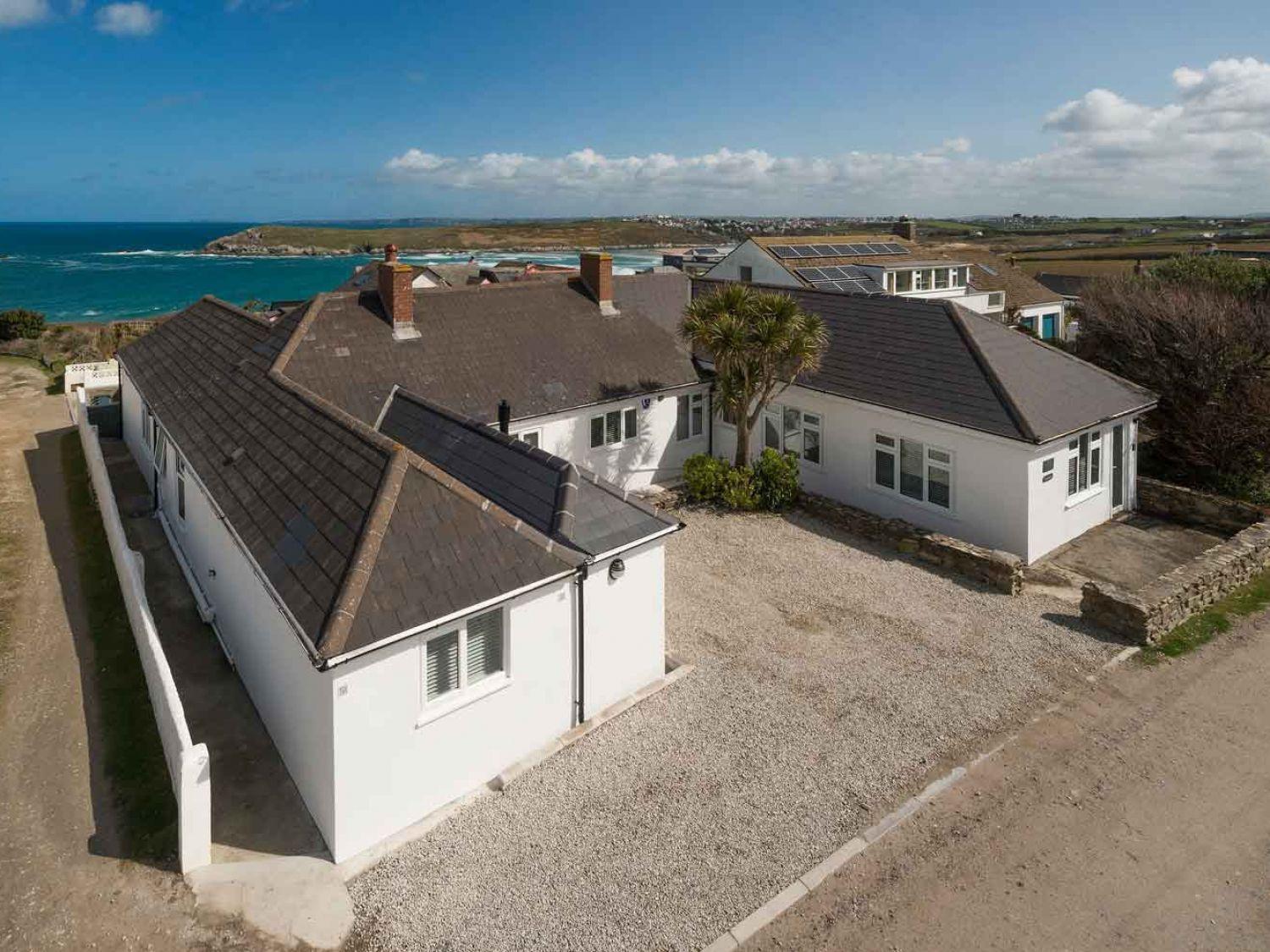 Guillemot in Crantock - sleeps 4 people