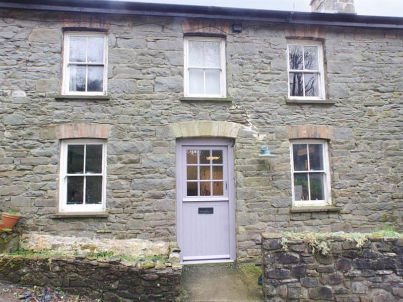 Gwynfa in LLwyndafydd, near New Quay, Cardigan - sleeps 4 people