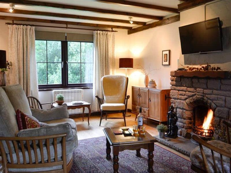 Haagwood Cottage in Kilberry, near Tarbert - sleeps 4 people