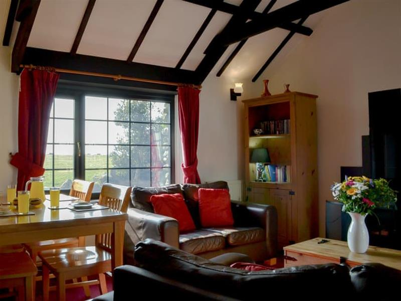 Hallagenna Farm Cottages - Ladydown Cottage in St Breward, near Bodmin - sleeps 4 people