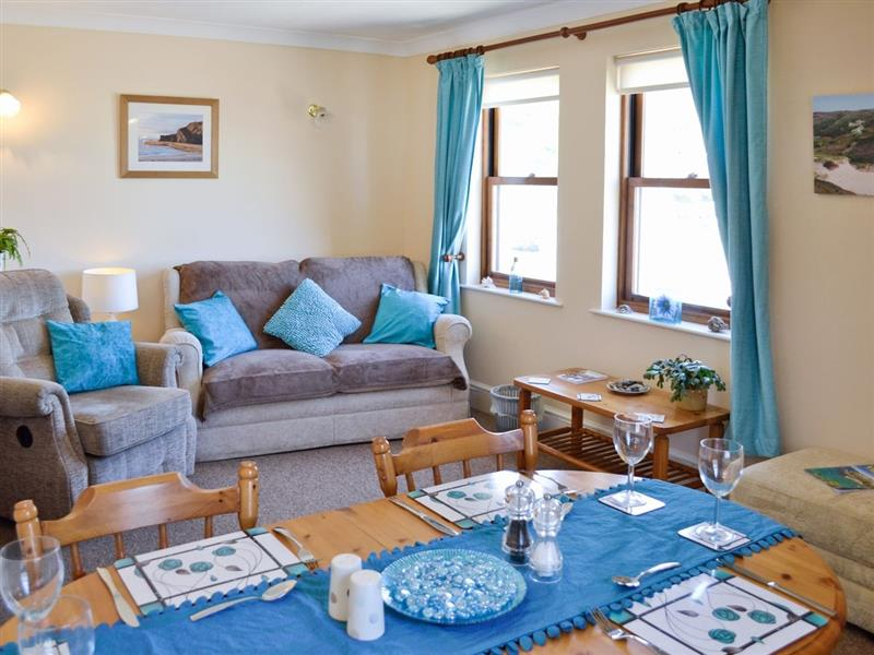 Harbour Court in Portreath - sleeps 2 people