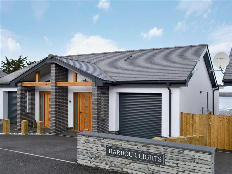 Harbour Lights in Appledore, near Bideford, Devon - sleeps 6 people