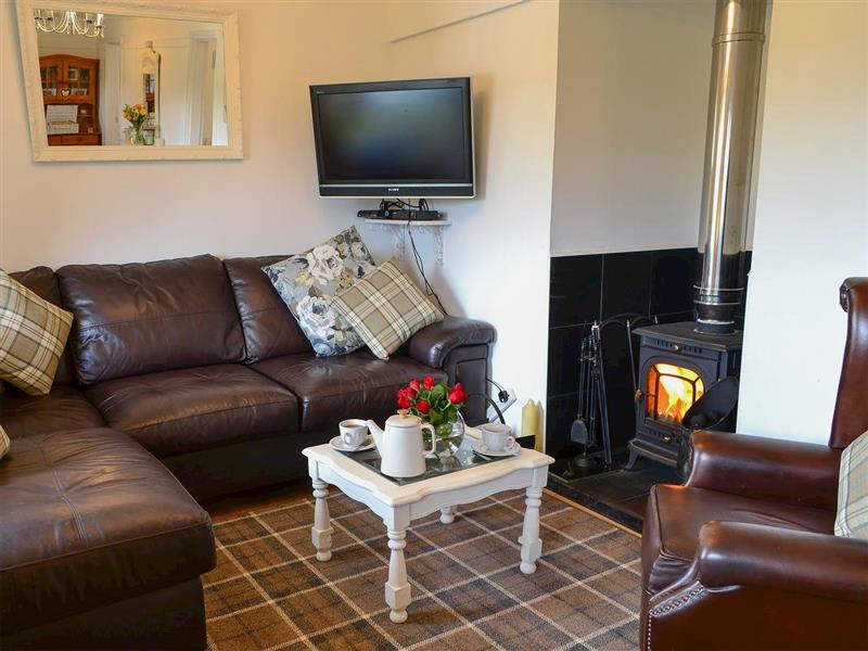 Harperfield in Lanark, Glasgow and the Clyde Valley - sleeps 4 people
