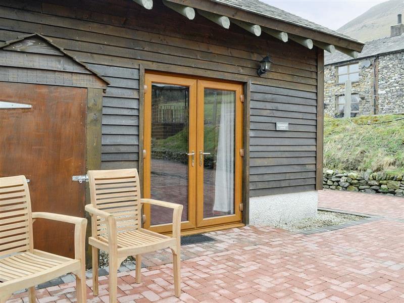 Harrisons Lodge in Threlkeld, near Keswick - sleeps 2 people