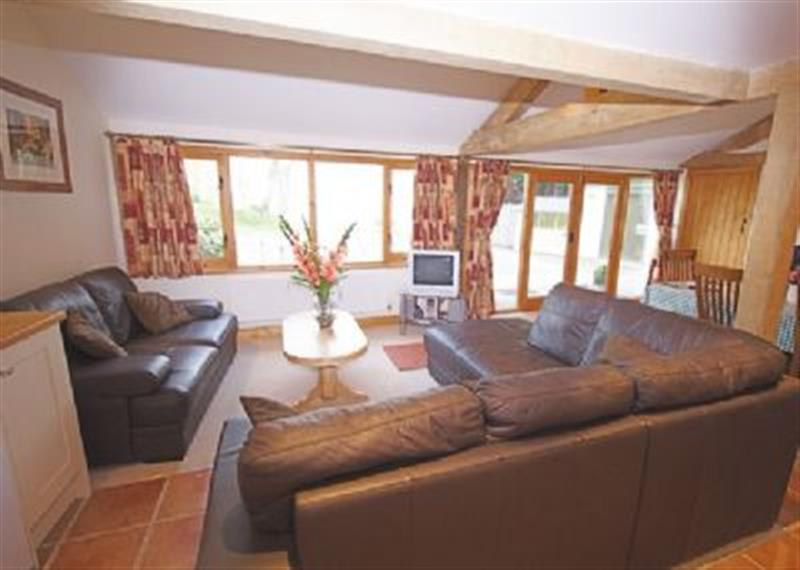 Hartleton Lake Retreat in Ross-On-Wye - sleeps 6 people