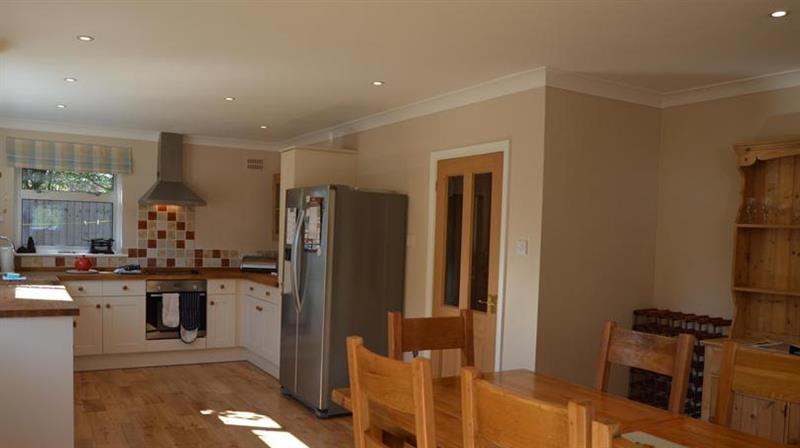 Hart's House in Burnham Overy Staithe near Kings Lynn - sleeps 10 people