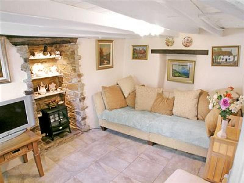 Haven Cottage in Cubert, nr. Newquay - sleeps 4 people
