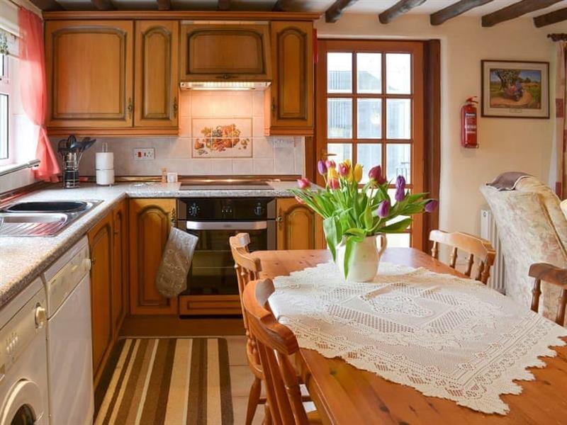 Haycombe Cottage in Camelford - sleeps 5 people