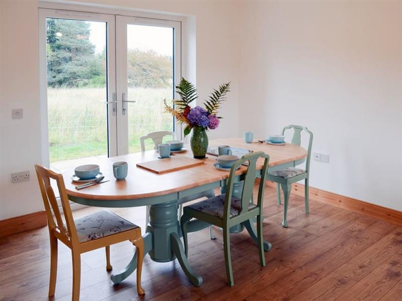 Hazely Cottage in Edderton, near Tain - sleeps 8 people