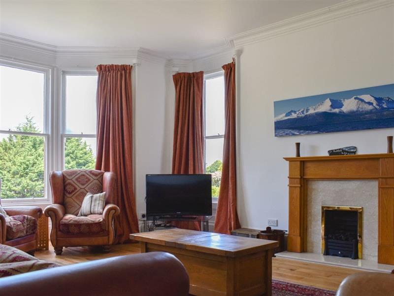 Heathfield House in Brodick, Isle of Arran - sleeps 10 people