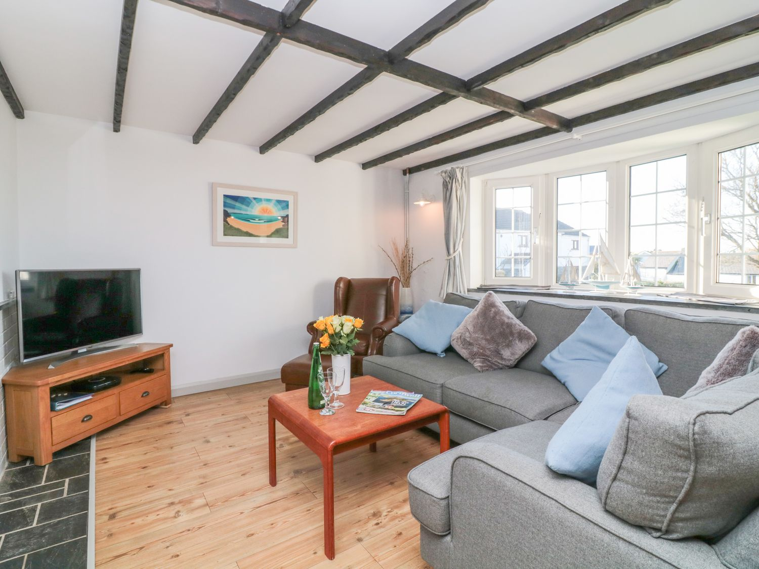 Hebaska in Watergate Bay - sleeps 5 people