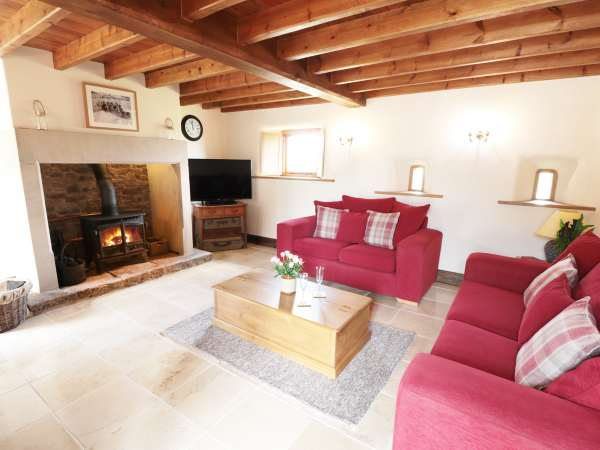 Herdwick Barn in Leek - sleeps 4 people