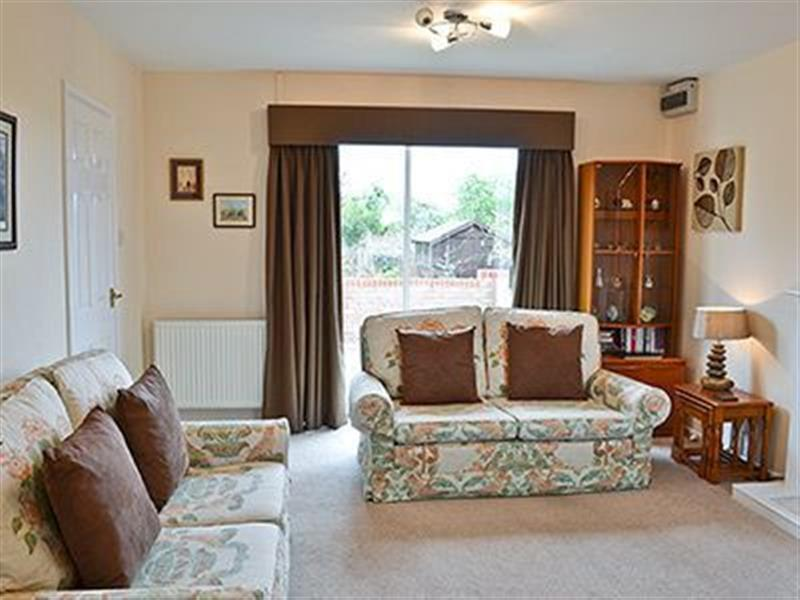 Heysham Retreat in Worcestershire - sleeps 4 people