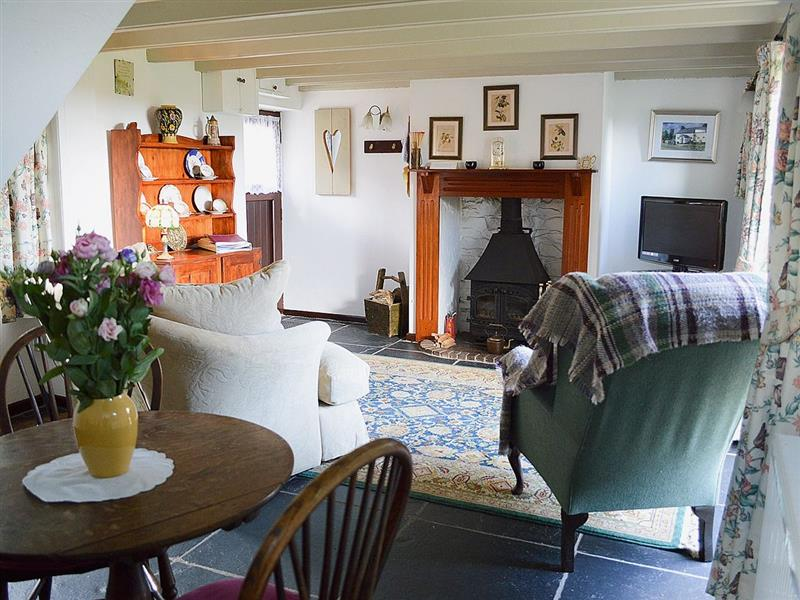 High View in St Breward - sleeps 2 people