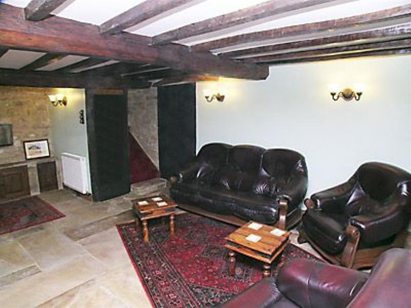 Highbury Cottage in Hathersage - sleeps 4 people