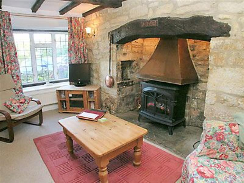 Hill View Cottage in Snowshill - sleeps 4 people