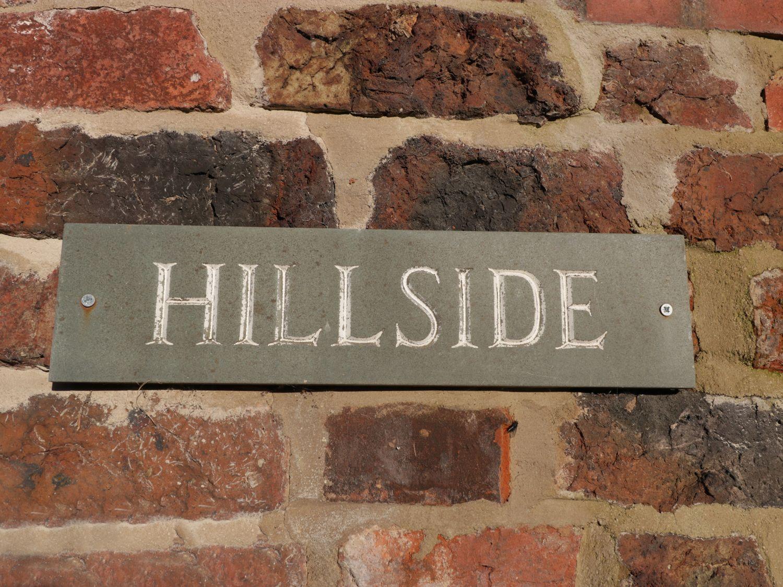 Hillside in Tarvin near Chester - sleeps 8 people