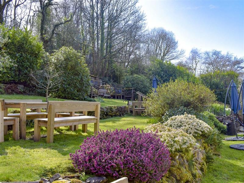 Hind Cottage in Triscombe, near Taunton - sleeps 6 people