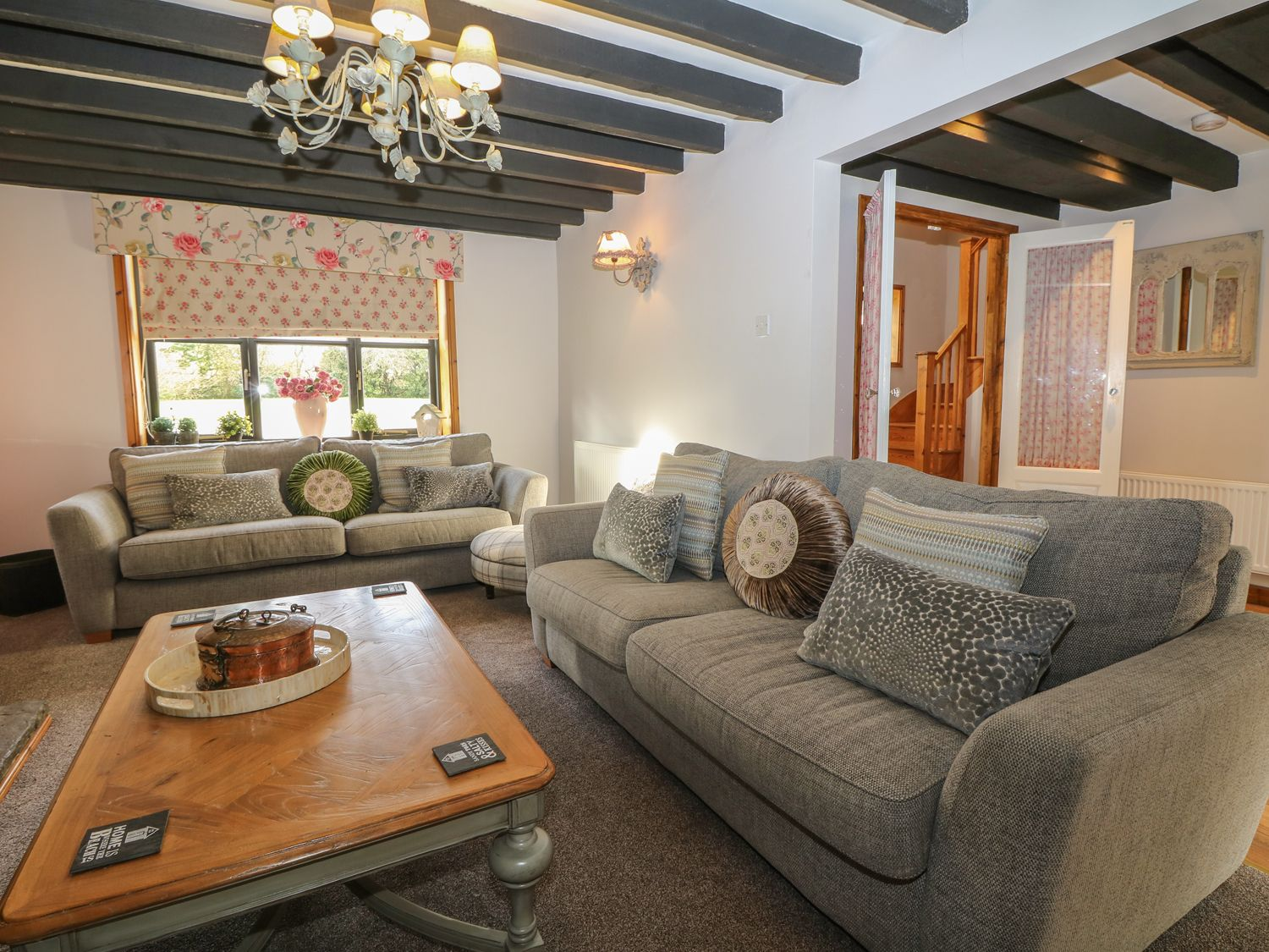 Holly Cottage in Goonhavern near Perranporth - sleeps 4 people