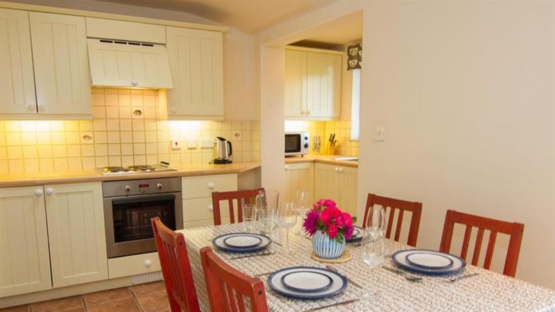Hollyhock in Houghton near Kings Lynn - sleeps 6 people