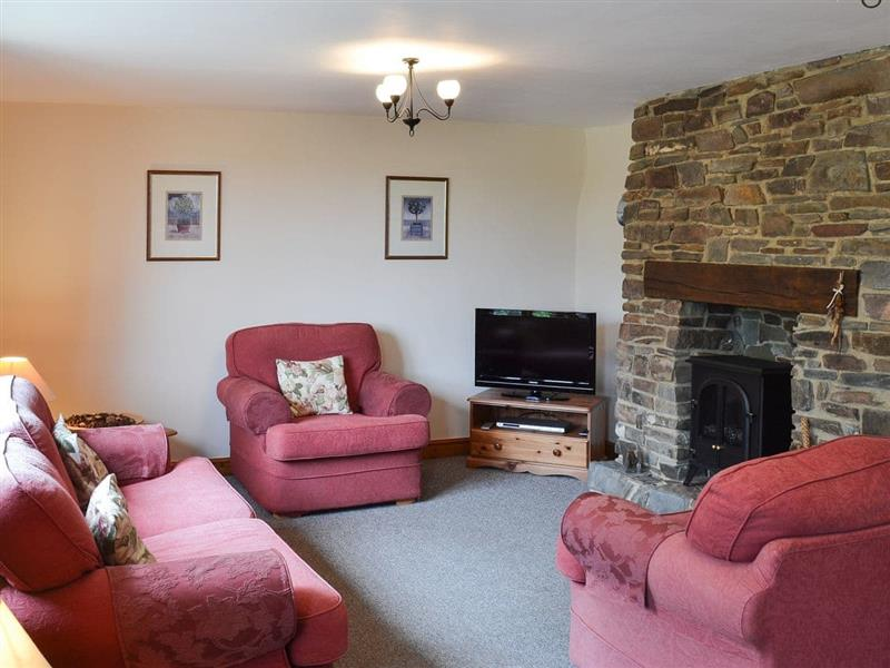 Honey Blossom in Ashreigney, near Great Torrington - sleeps 4 people