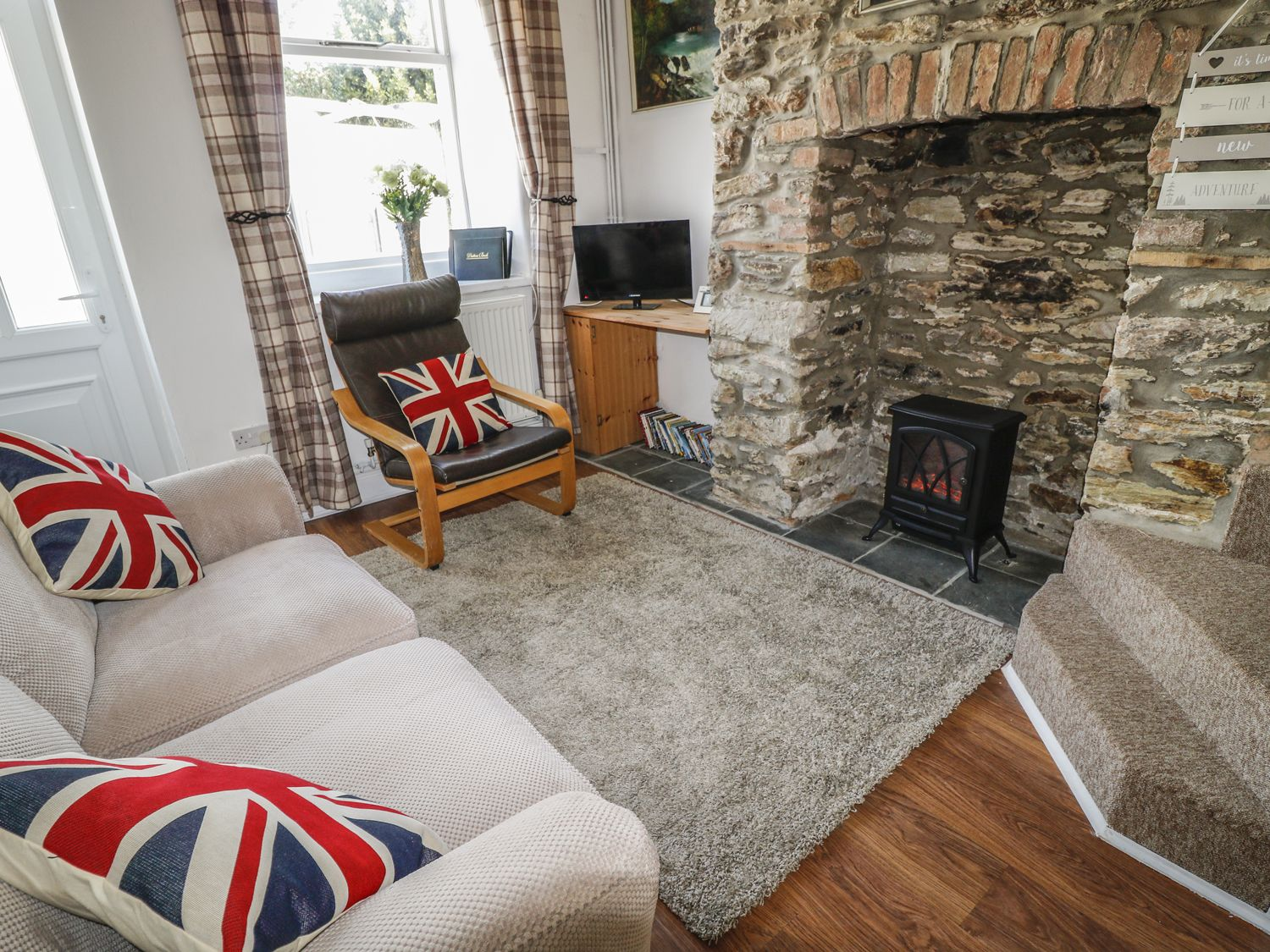 Humptys House in Tywardreath near Fowey - sleeps 3 people