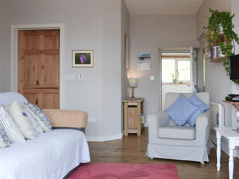 Island View in Kilkenzie, near Campbeltown, Agyll and Bute - sleeps 4 people