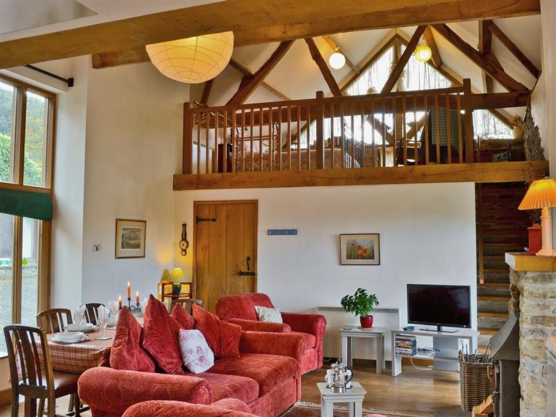 Ithon Barns - Sophie's Barn in Cwmbrith Isaf, nr. Llandrindod Wells - sleeps 4 people