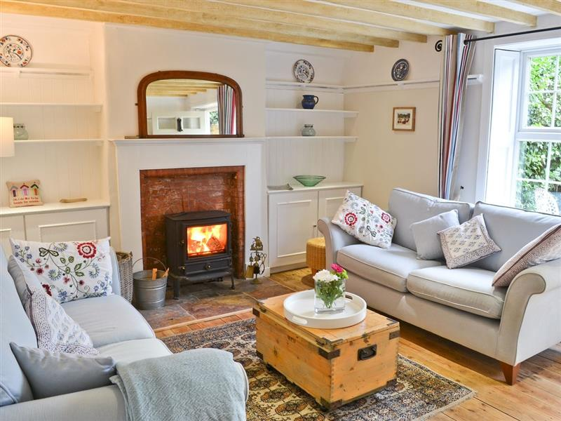 Ivy Cottage in Mundesley - sleeps 5 people
