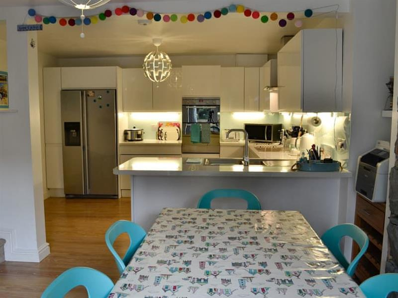 Ivy Leigh in Barmouth - sleeps 8 people