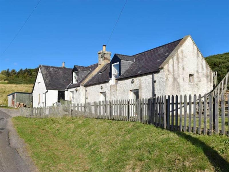 Kates Croft in Gartymore, near Helmsdale, Highlands - sleeps 7 people