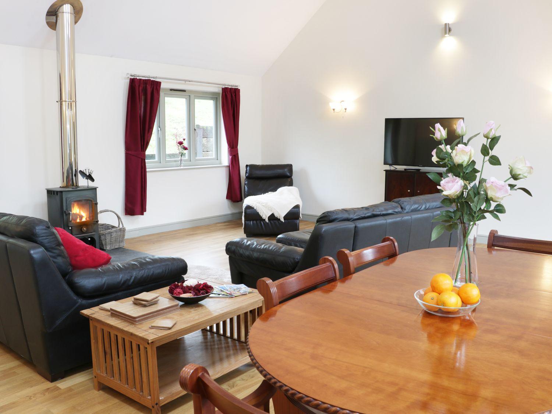 Kerramoar Lodge in Welshpool - sleeps 4 people