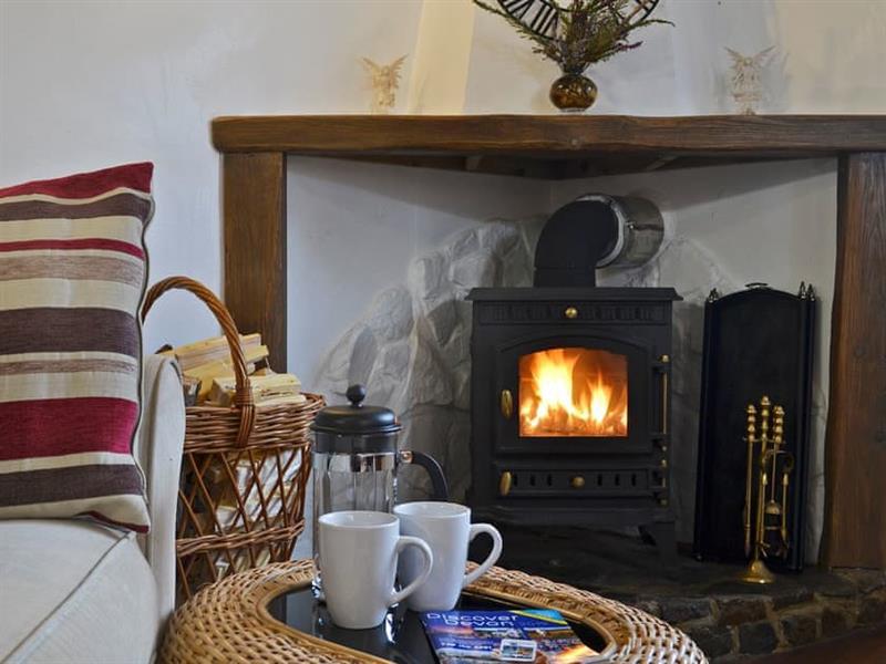 Kingfisher Cottage in Bradworthy, near Holsworthy - sleeps 2 people