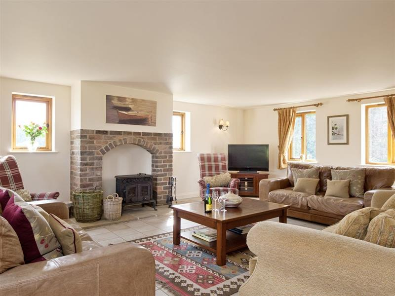 Kingfisher Cottage in Bridgnorth, Shropshire. - sleeps 14 people