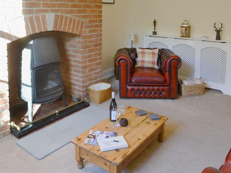 Kingfisher Cottage in Warkworth - sleeps 3 people