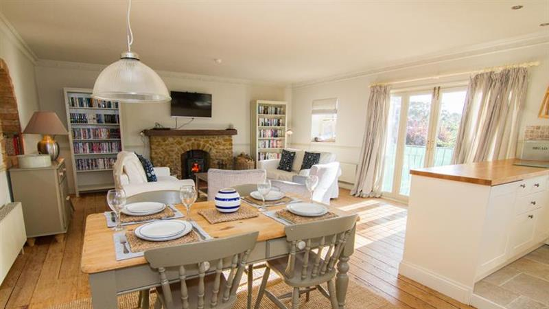 Ladybird Cottage in Hunstanton - sleeps 4 people
