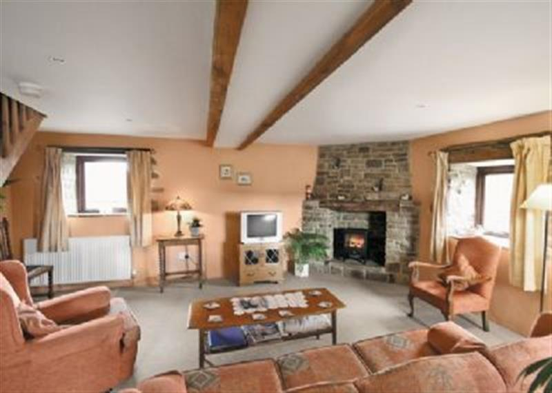 Ladycroft Barn in Hope Valley - sleeps 5 people