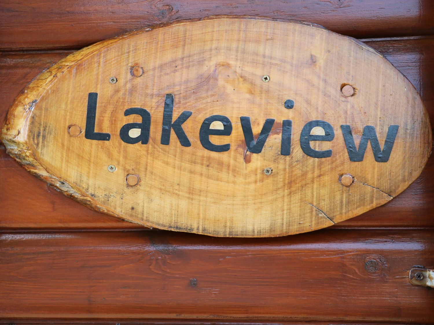 Lakeview in Chichester - sleeps 4 people
