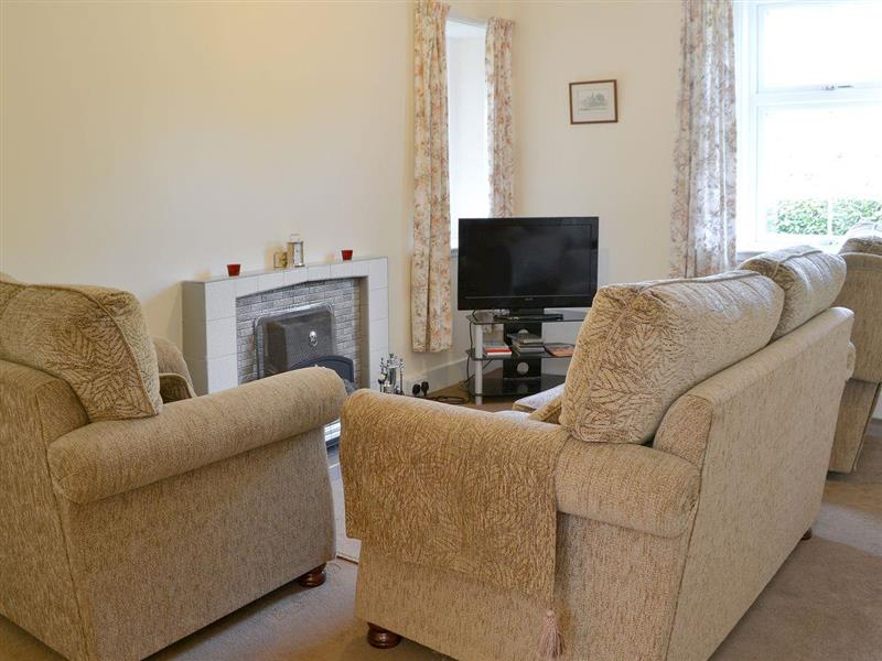 Lapstone Cottage in Mouswald, near Dumfries, Dumfries and Galloway - sleeps 5 people
