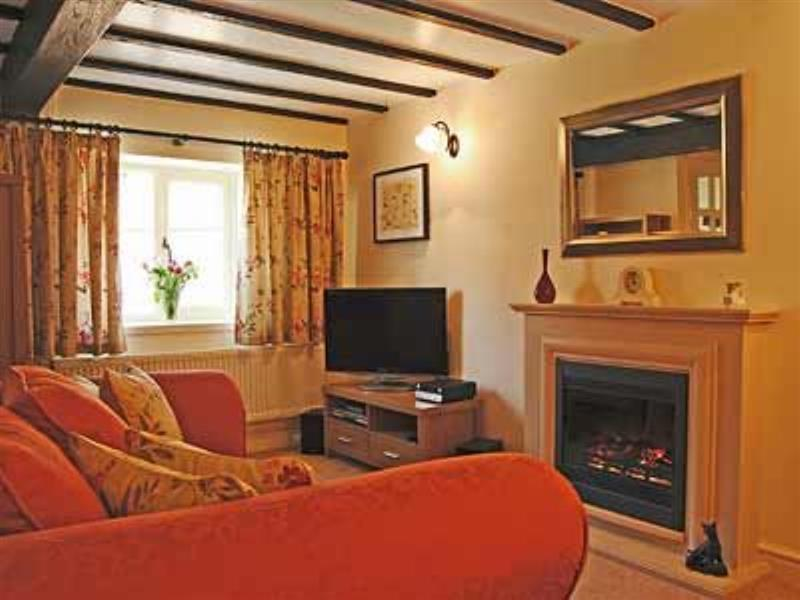 Lavender Cottage in Bicton, nr. Shrewsbury - sleeps 2 people