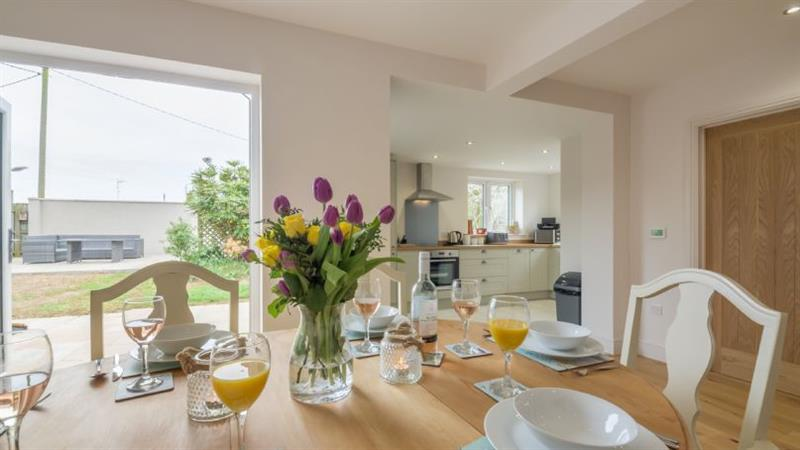 Lavender House in Heacham near Kings Lynn - sleeps 8 people