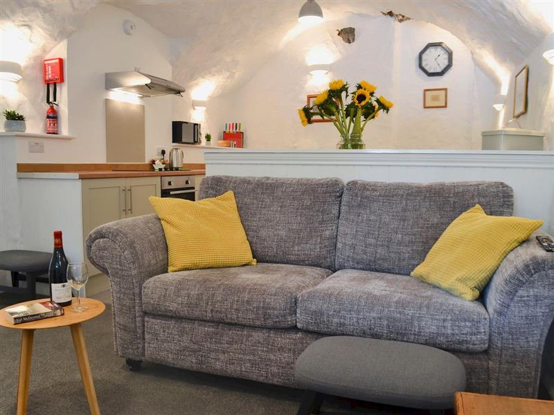 Le Durkestrete Cellar in Haverfordwest, Pembrokeshire - sleeps 2 people
