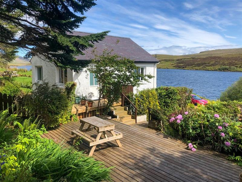 Leathan in  Portree - sleeps 2 people