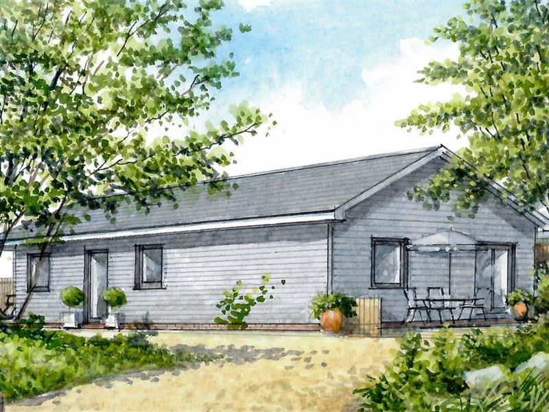 Lissett Lodge in Sedlescombe, near Hastings - sleeps 5 people