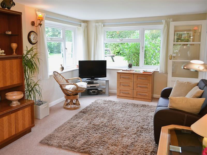 Little Cloverland in Lyminge, nr. Folkestone - sleeps 2 people