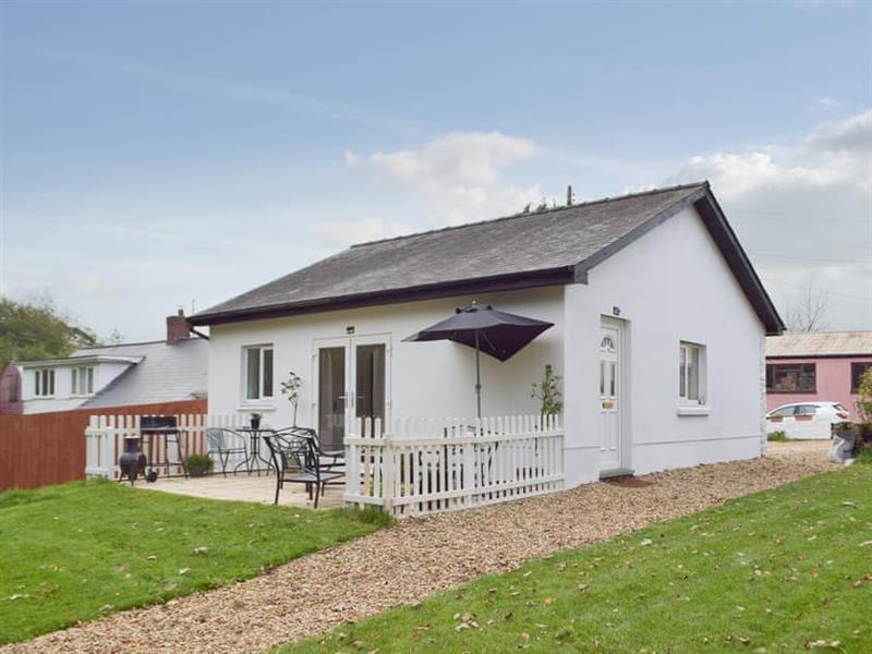 Llwyn Iestyn in Rhydlewis, near Newcastle Emlyn, Cardigan - sleeps 4 people