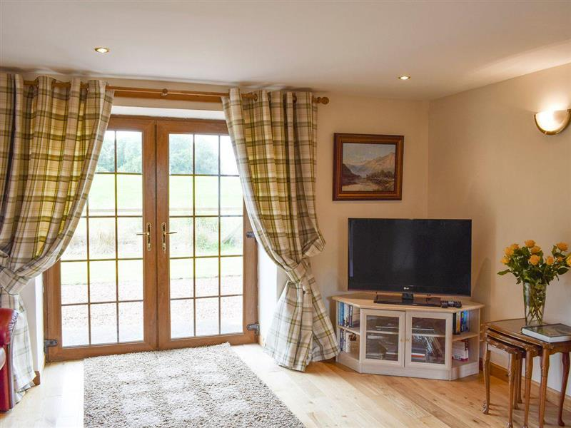 Loch Lomond Farm Cottages - The Ploughmans in Balfron Station, near Stirling - sleeps 4 people