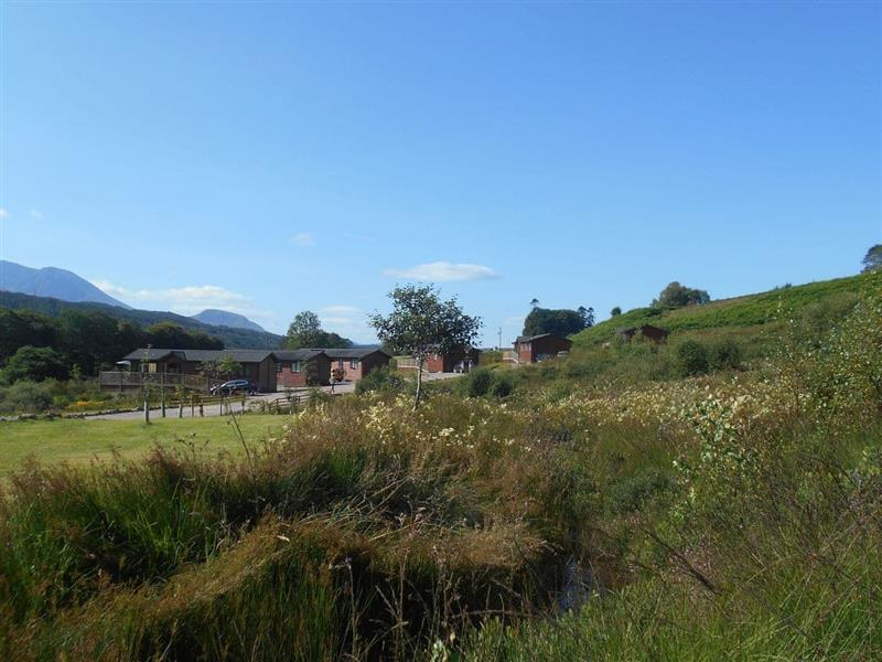 Lochaber - Coloney in Muirshearlich, near Fort William - sleeps 4 people