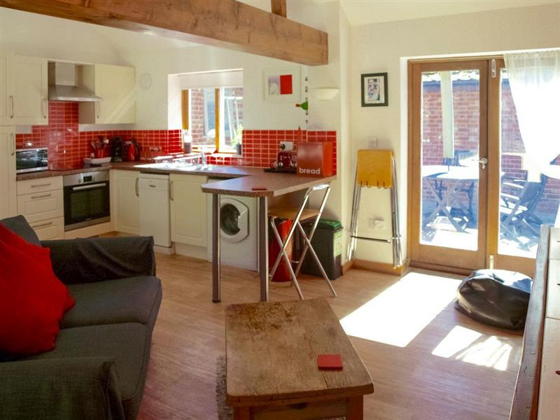 Lodge Farm Holiday Barns - The Dairy in Bawburgh, near Norwich - sleeps 3 people