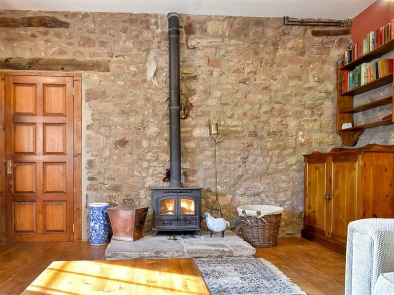 Longfellow in Goodrich, near Ross-on-Wye  - sleeps 4 people